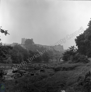 Richmond Castle, 1968